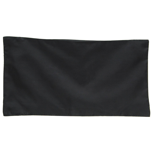 Vinyl Cover Full-Size Pad,Black