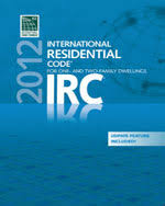 2012 International Residential Code for One- and Two-Family Dwellings