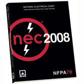NFPA 70- National Electrical Code 2008