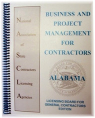 Alabama General Contractors Business and Project Management