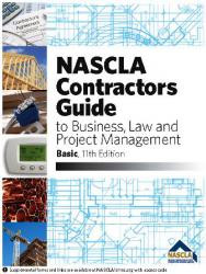 Basic Business, Law and Project Management for Contractors 11th Edition