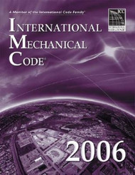 2006 International Mechanical Code