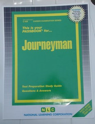 JOURNEYMAN(Ships direct from PASSBOOKS via USPS)
