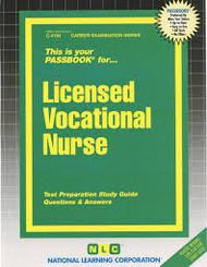 Licensed Vocational Nurse