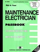 Maintenance Electrician(Ships direct from PASSBOOKS via USPS)