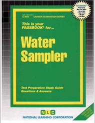 Water Sampler(Ships direct from PASSBOOKS via USPS)