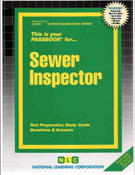 Sewer Inspector(Ships direct from PASSBOOKS via USPS)