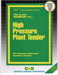 High Pressure Plant Tender(Ships direct from PASSBOOKS via USPS)