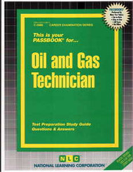 Oil and Gas Technician(Ships direct from PASSBOOKS via USPS)