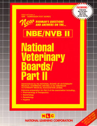 National Veterinary Boards-Part II(Ships direct from PASSBOOKS via USPS)