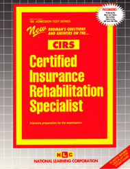 Certified Insurance Rehabiltation Specialist(Ships direct from PASSBOOKS via USPS)