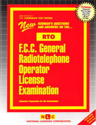 F.C.C. Radiotelephone Operator(Ships direct from PASSBOOKS via USPS)