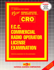 F.C.C. Commercial Radio Operator License Examination(Ships direct from PASSBOOKS via USPS)
