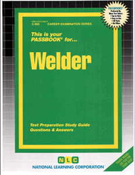 Welder(Ships direct from PASSBOOKS via USPS)