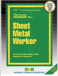 Sheet Metal Worker(Ships direct from PASSBOOKS via USPS)