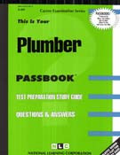Plumber(Ships direct from  PASSBOOKS via USPS)