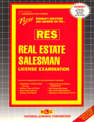 Real Estate Salesman(Ships direct from PASSBOOKS via USPS)
