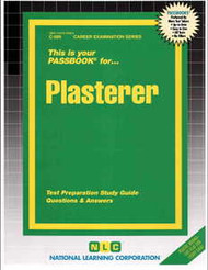 Plasterer(Ships direct from PASSBOOKS via USPS)
