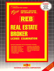 Real Estate Broker(Ships direct from PASSBOOKS via USPS)