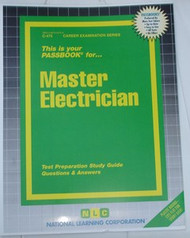 MASTER ELECTRICIAN(Ships direct from PASSBOOKS via USPS)