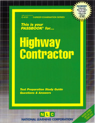 Highway Contractor(Ships direct from Passbooks via USPS)