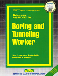 Boring and Tunneling Worker(Ship direct from PASSBOOKS)