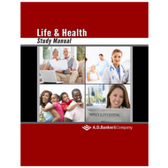 Life & Health Study Manual for CA