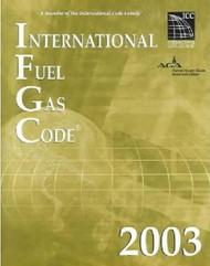 2003 International Fuel & Gas Code