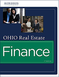 Ohio Real Estate Finance (7th Edition)