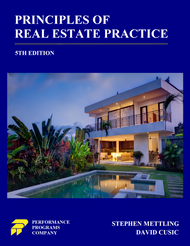 Principles of Real Estate Practice - 5th Edition