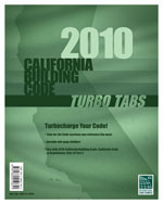 2010 California Building Turbo Tabs