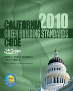 2010 California Green Building Standards Code, Title 24 Part 11 (CALGreen)