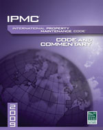 2009 International Property Maintenance Code Commentary