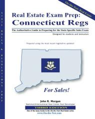 Real Estate Exam Prep: Connecticut Regs for Sales