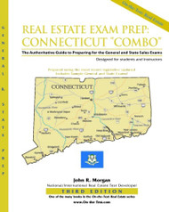 "Real Estate Exam Prep: Connecticut ""Combo"" for Sales"