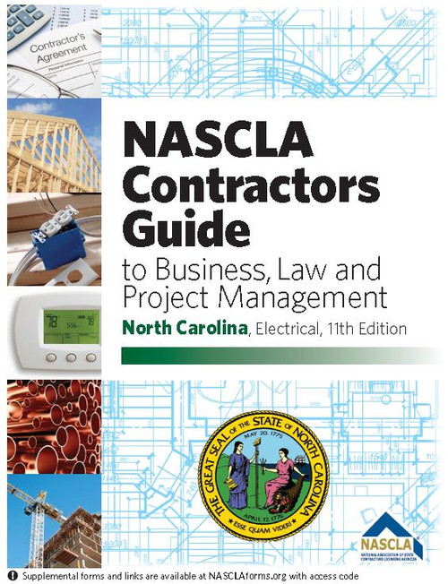 NASCLA North Carolina Electrical 11th Edition - PSI Online Store