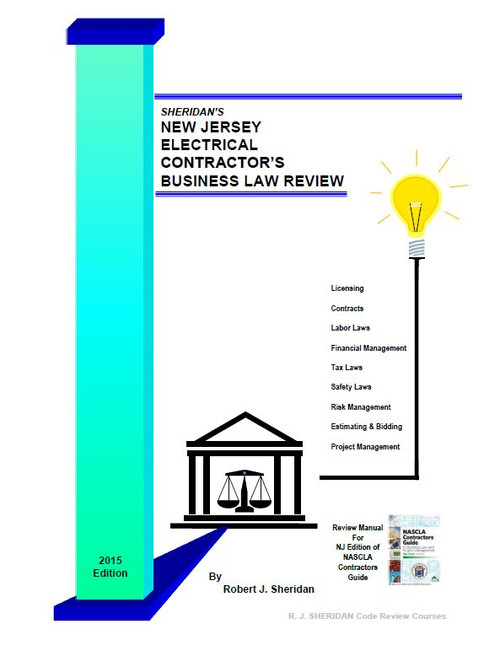 sheridans  jersey electrical contractors business law review psi  store