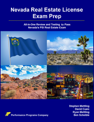 Nevada Real Estate License Exam Prep