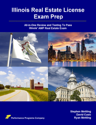 Illinois Real Estate License Exam Prep