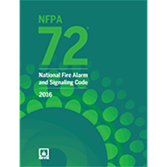 NFPA 72 - National Fire Alarm Code 2016