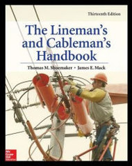Lineman's and Cableman's Handbook 13th Edition