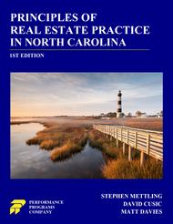 Principles of Real Estate Practice in North Carolina (1st Edition) - PDF