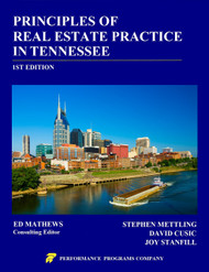 Principles of Real Estate Practice in Tennessee (1st Edition)