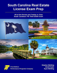 South Carolina Real Estate License Exam Prep - PDF Version