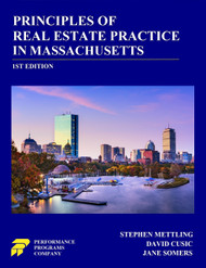 Principles of Real Estate Practice in Massachusetts - PDF Version