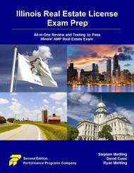 Illinois Real Estate License Exam Prep - 2nd Edition