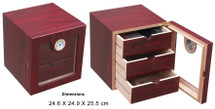 Cigar Cabinet - Cherry