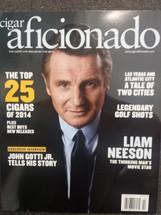 Cigar Aficionado Magazine - February 2015