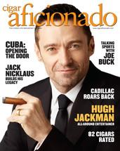 Cigar Aficionado Magazine - April 2015