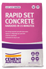 DRYMIX RAPIDSET CONCRETE 20KG C/A. OR 2 FOR $13